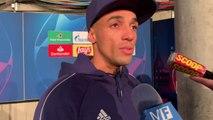 Marçal évoque son accrochage avec Cristiano Ronaldo