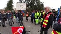 Grève chez Pizzorno à Toulon