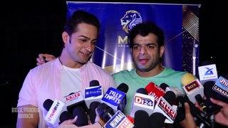 Music Video Launch Titled Tujhko Bhulaa Na Paaya With TV Celebs