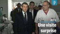 Coronavirus. Macron à propos de l'épidémie : « On va devoir l'affronter au mieux »