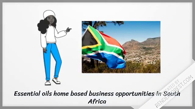 Essential oils home based business opportunities in South Africa