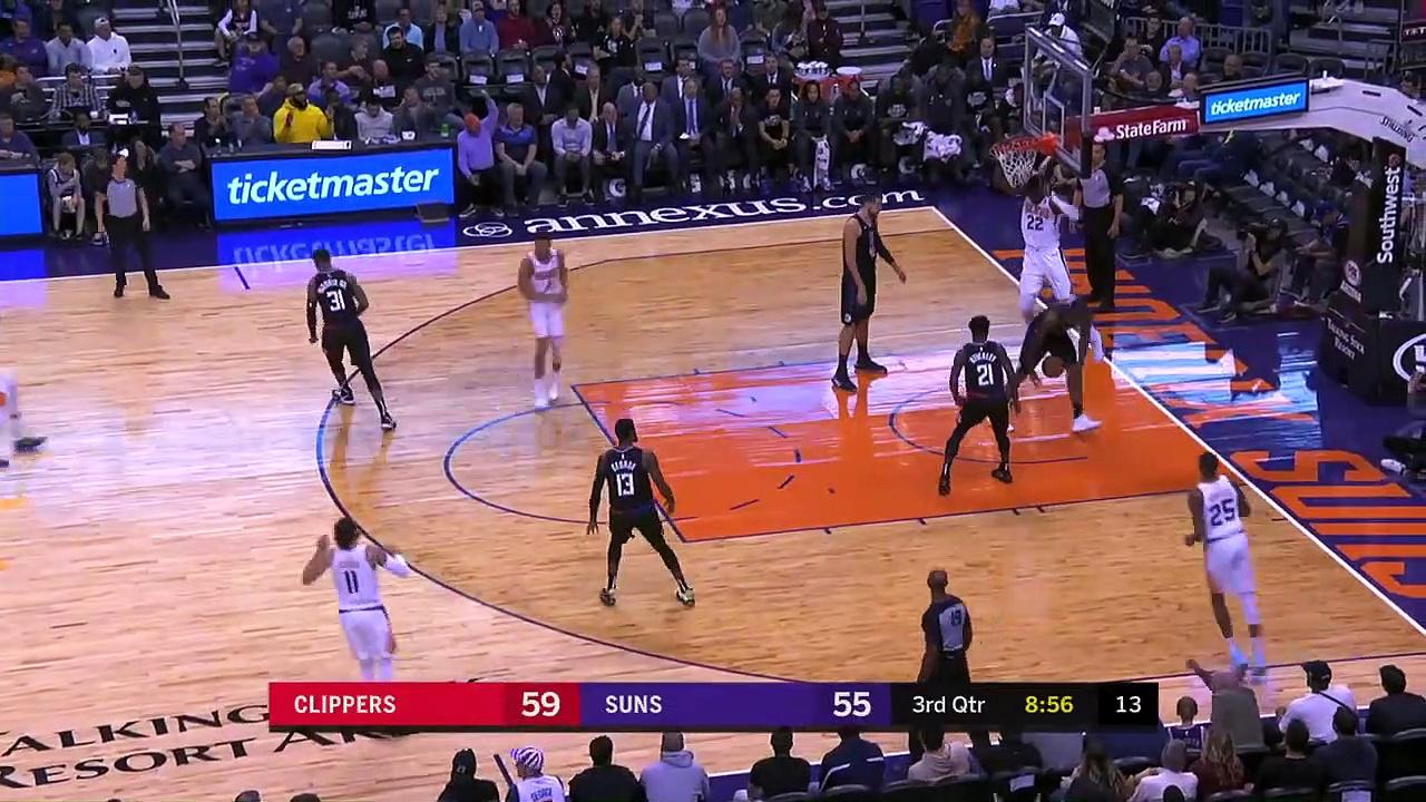 LA Clippers 102 - 92 Phoenix Suns