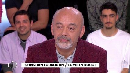 Christian Louboutin : la vie en rouge - Clique - CANAL+