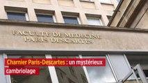 Charnier Paris-Descartes : un mystérieux cambriolage