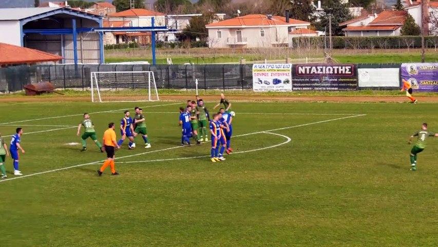 Παναλίαρτος-Λεοντάρι 4-1