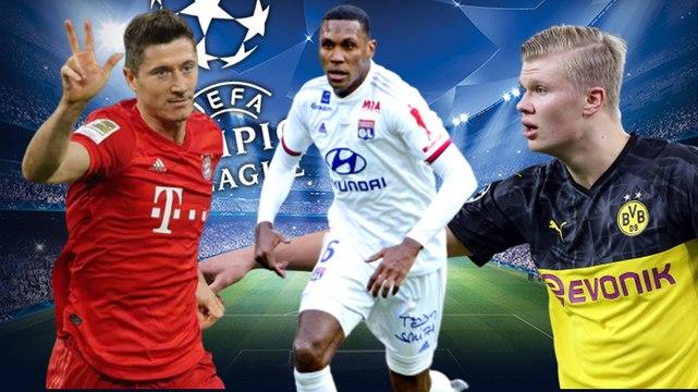 Ligue des Champions : l'équipe type des huitièmes de finale