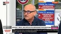 """EXCLU - Le coup de gueule d'un médecin dans """"Morandini Live"""": """"Le système de santé va mal (...) Nous payons trente ans d'erreurs politiques"""" - VIDEO"""