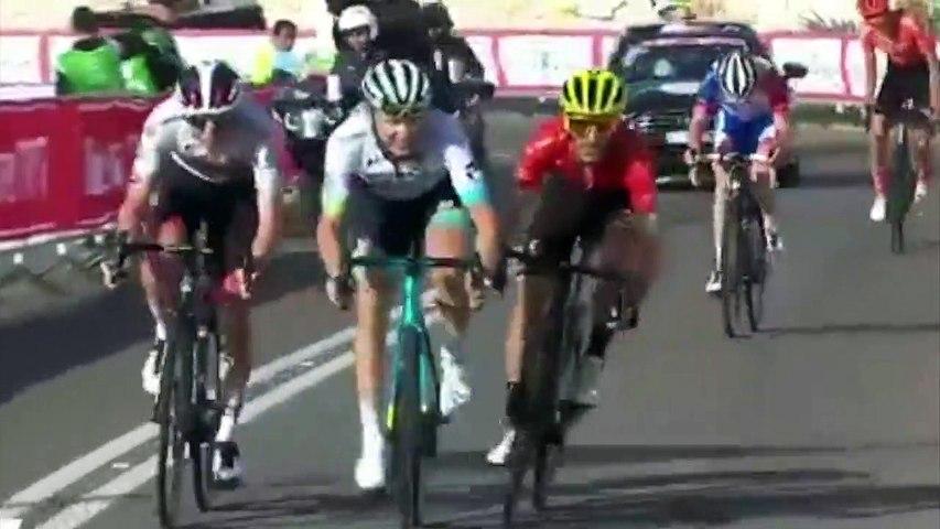 Cycling - UAE Tour 2020 - Tadej Pogacar wins stage 5