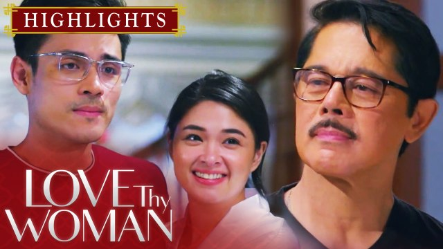 Dana, gustong sumama kay David sa Singapore | Love Thy Woman