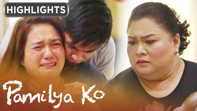 Luz, lumuhod at nagmakaawa kay Mrs. Dagdag para kay Chico | Pamilya Ko
