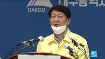 Coronavirus outbreak: South Korea reports 505 additional COVID-19 infections