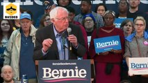 Senator Bernie Sanders Campaigns in Myrtle Beach, South Carolina