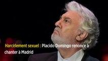Harcèlement sexuel : Placido Domingo renonce à chanter à Madrid