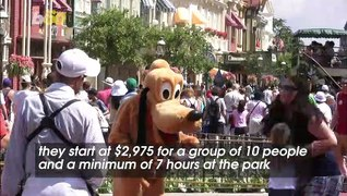 Is a $3,000 VIP Tour of Disneyland Really Worth It?