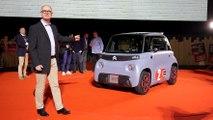 Découverte de la Citroën AMI (2020)