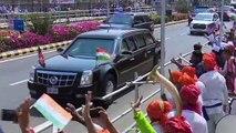 Donald Trump en Inde - Faits saillants - Études quotidiennes