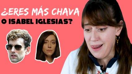 Mariana Treviño de Club de Cuervos descubre si es más Isabel o Chava Iglesias