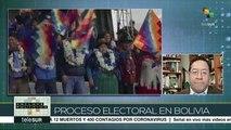 Video EnClave Política: Conversamos con Luis Arce