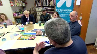 PM: Numbers of rough sleepers 'way too high'