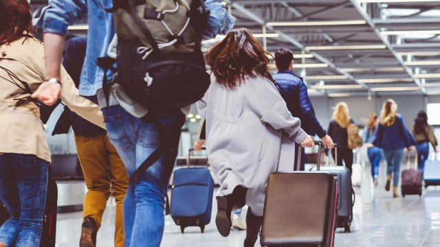 The Best and Worst Airports If You're Always Running Late