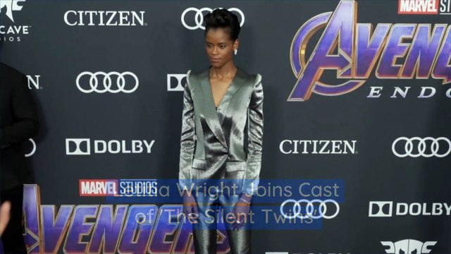 Letitia Wright Joins Cast of 'The Silent Twins'