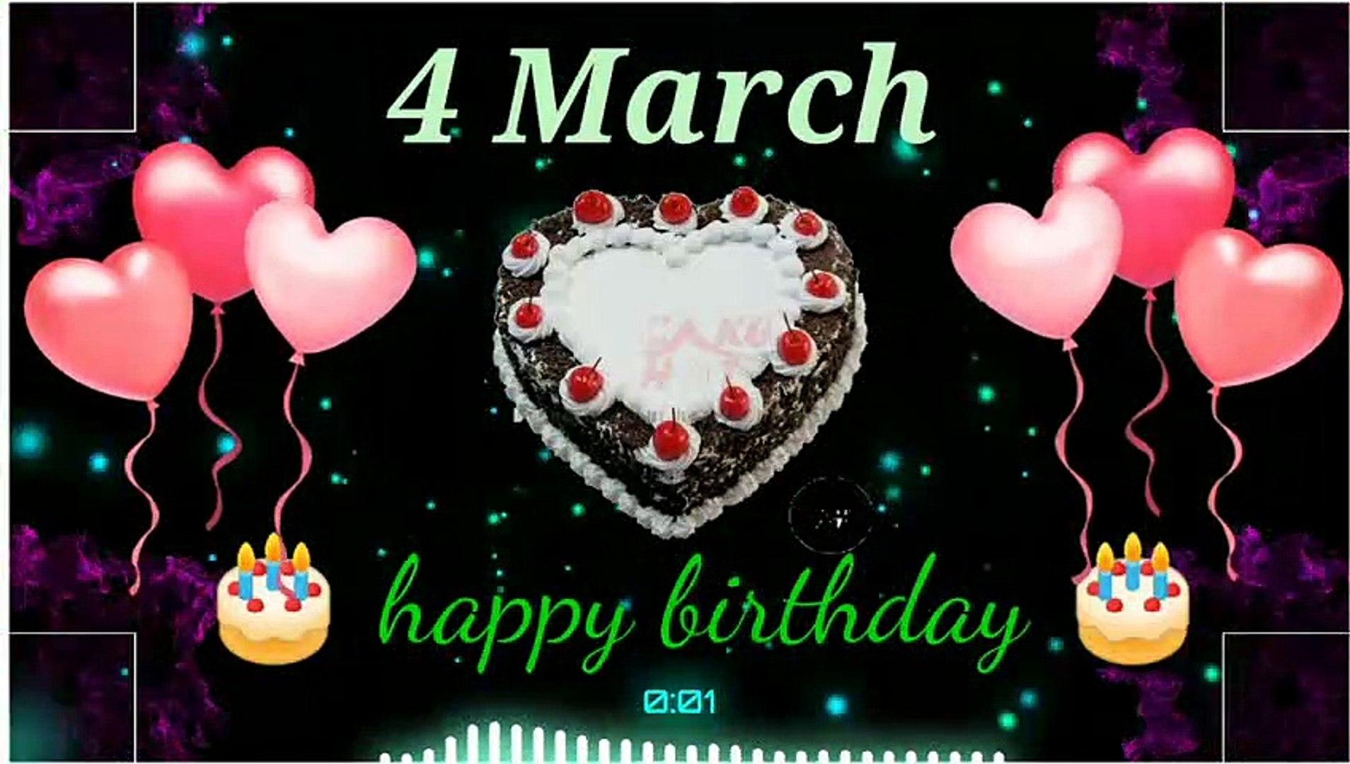 4 march birthday status|| birthday status