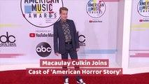 Macaulay Culkin Gets A New Job