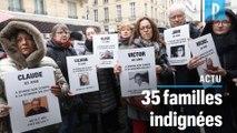 Scandale du charnier de Paris-Descartes : 35 familles « anéanties » manifestent