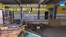 Opération désamiantage dans les anciens thermes d'Aix-les-Bains