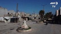 Los rebeldes contraatacan en Siria, pero el régimen avanza