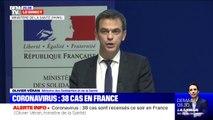 """Olivier Véran sur le coronavirus: """"Notre système de santé est prêt"""""""