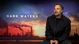 Mark Ruffalo on playing a different kind of hero