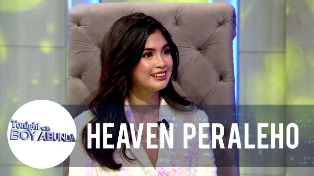 Heaven dreams to portray Ezperanza | TWBA