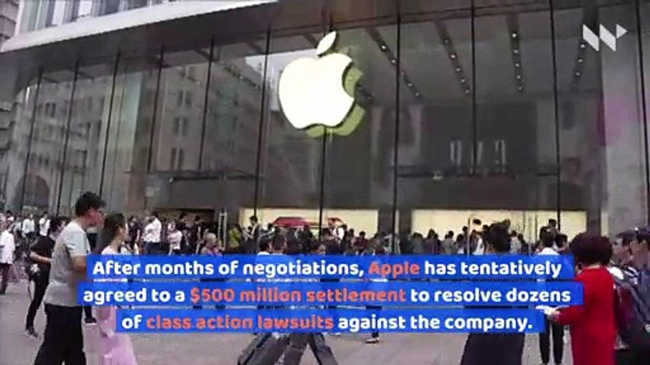 Image result for apple 500 million