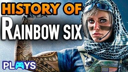 History of Rainbow Six | MojoPlays