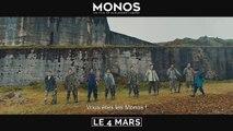 MONOS Film Avec Julianne Nicholson, Moisés Arias