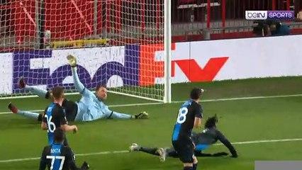 Manchester United 5-0 Club Brugge | Europa League 19/20 Match Highlights