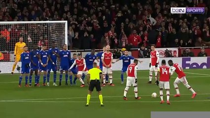 Arsenal 1-2 Olympiacos | Europa League 19/20 Match Highlights
