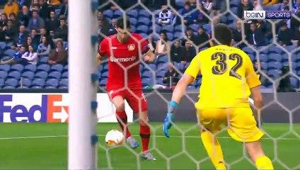 Porto 1-3 Leverkusen | Europa League 19/20 Match Highlights