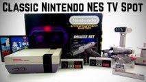 Classic Nintendo NES TV Spot