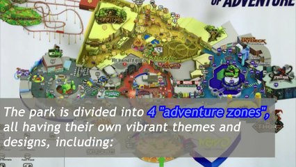 IMG Worlds of Adventure is the world's best and biggest indoor theme park