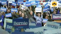 Senator Bernie Sanders Campaigns in Richmond, Virginia