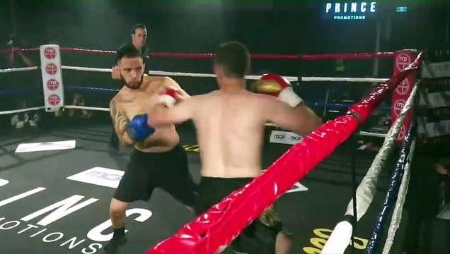 Blake Rogers vs Niha Kiwara Brown (15-02-2020) Full Fight