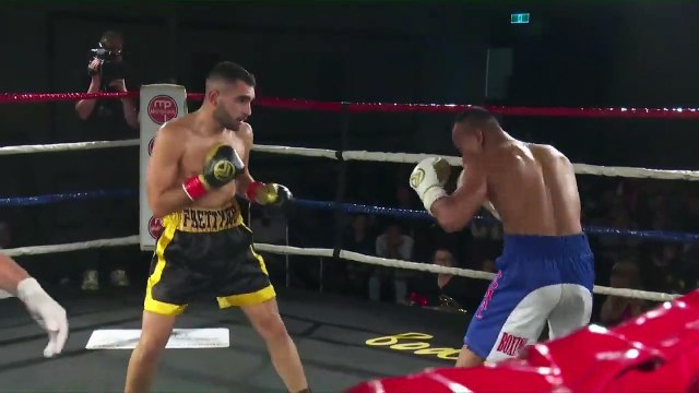 Christian Pocev vs Derek Hambali (15-02-2020) Full Fight
