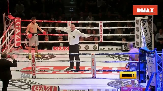 Fatih Keles vs Ivan Njegac (08-02-2020) Full Fight