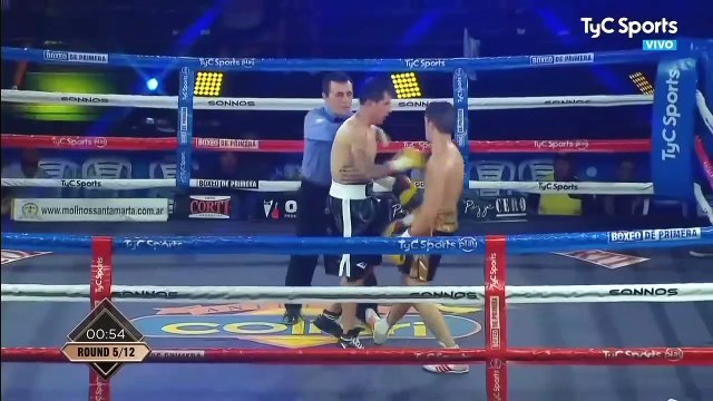 Kevin Luis Munoz vs Ramon Averanga (24-01-2020) Full Fight