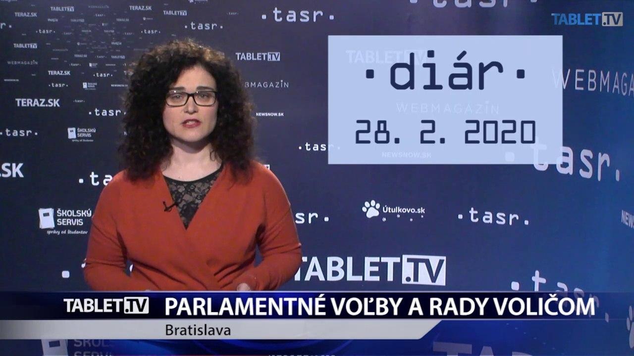 DIÁR: TASR prinesie rady voličom v parlamentných voľbách