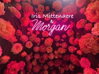 Iris Mittenaere x Morgan