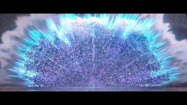Frozen 2 movie clip - Elsa saves Arendelle