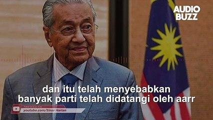 BUZZ: Tun, hati ahli UMNO terguris
